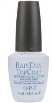 OPI Rapidry Top Coat (Средство для сушки лака Рапидрай) - купить, цена со скидкой