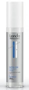 Londa Professional Anti Frizz Serum Satin On (Разглаживающая сыворотка), 40мл - купить, цена со скидкой