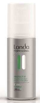 Londa Professional Volume Heat Protection Lotion Volumation (Теплозащитный лосьон для придания объема нормальной фиксации), 150 мл - купить, цена со скидкой