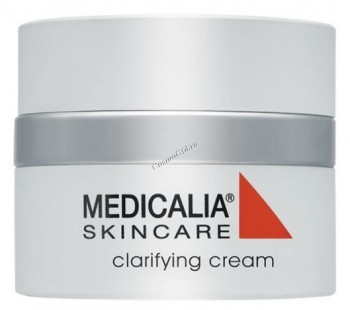 Medicalia Medi-clear Clarifying Cream (Крем для проблемной кожи), 50 мл - купить, цена со скидкой