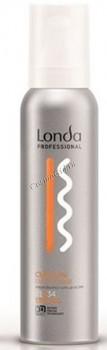 Londa Professional Curl Mousse Curls In (Мусс для кудрявых волос сильной фиксации), 150 мл - купить, цена со скидкой