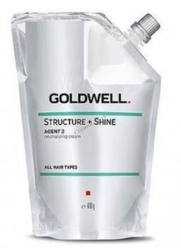 Goldwell Нейтрализатор P/R (agent 2), 400 мл. - купить, цена со скидкой