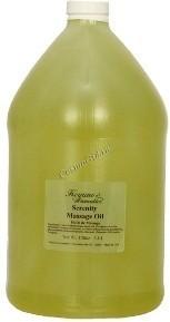 Keyano Aromatics Serenity Massage Oil (Успокаивающее массажное масло), 3.8 л.   - купить, цена со скидкой