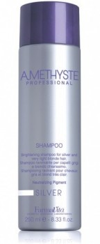 Farmavita Silver shampoo (Шампунь для осветлённых и седых волос) - купить, цена со скидкой