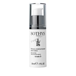 Sothys Anti-wrinkle restructuring serum grade 3 (Реструктурирующая сыворотка глубокого действия), 30 мл - купить, цена со скидкой