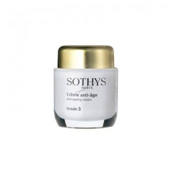 Sothys Anti-Ageing cream grade 3 (Активный крем для нормальной и комбинированной кожи), 50 мл - купить, цена со скидкой