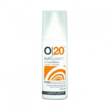 Napura SunSystem Oil (Масло для натуральных и окрашенных волос), 150 мл. - купить, цена со скидкой
