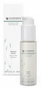 Janssen Radiant serum (Увлажняющий концентрат мгновенного действия для свежести и сияния кожи) - купить, цена со скидкой