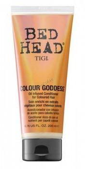 """Tigi Bed Head Colour goddess (Кондиционер для окрашенных волос """"Богиня цвета""""), 750 мл. - купить, цена со скидкой"""