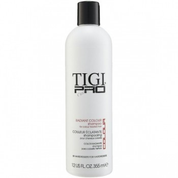 Tigi Pro Radiant colour conditioner (Кондиционер для окрашенных волос), 355 мл. - купить, цена со скидкой