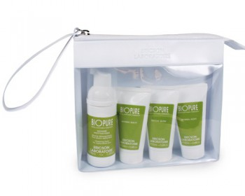 Ericson laboratoire Travel kit biopure (Набор для путешествий), 4 шт - купить, цена со скидкой