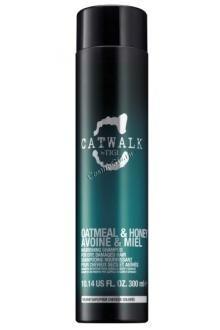 Tigi Catwalk oatmeal & honey conditioner (Кондиционер для питания сухих и ломких волос) - купить, цена со скидкой