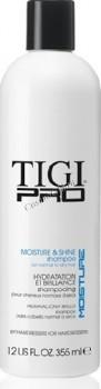 """Tigi Pro Moisture&shine (Шампунь увлажняющий для нормальных и сухих волос """"Увлажнение и сияние""""), 750 мл. - купить, цена со скидкой"""