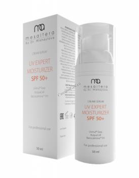 Mesaltera UV expert moisturizer (Солнцезащитная увлажняющая крем-сыворотка SPF 50+), 50 мл - купить, цена со скидкой