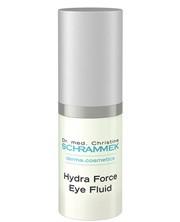 Schrammek Hydra Force Eye Fluid - Увлажняющий флюид для век 15мл - купить, цена со скидкой