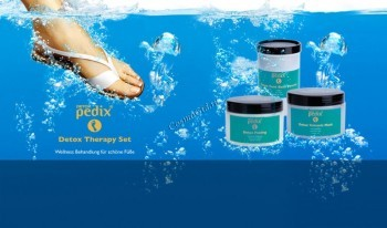 Alessandro Detox Therapy (Набор для интенсивного ухода за ногами), 3 позиции - купить, цена со скидкой