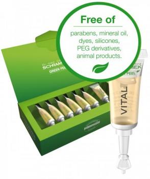 Schrammek Herbal Vital 21 - Витализирующие травяные ампулы 42 (21 * 2мл) - купить, цена со скидкой