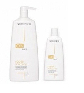 Selective Professional Восстанавливающий шампунь для поврежденных волос 750 мл - купить, цена со скидкой