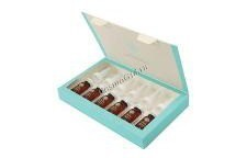 Phy-mongShe Water blossom collagen - f ampoule (Увлажняющий концентрат) 6 шт х 9 мл - купить, цена со скидкой