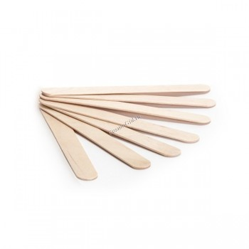 Alexandria professional Wooden Spatulas (Шпатель деревянный), 100 шт. - купить, цена со скидкой