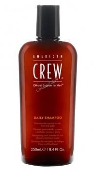 American crew Daily Shampoo (Шампунь для ежедневного ухода за волосами) - купить, цена со скидкой