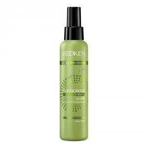 Redken Curvaceous Spray (Гель-спрей для упругости и защиты от влажности), 250 мл. - купить, цена со скидкой