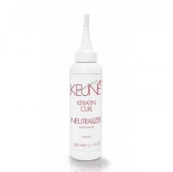 Keune Keratin Curl Neutralizer (Нейтрализатор «Кератиновый локон» 1:1) - купить, цена со скидкой