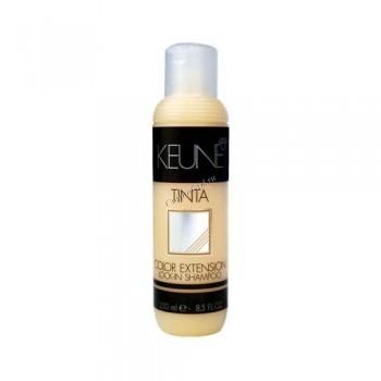 Keune tinta color extension lock-in shampoo (Шампунь-поддержание цвета), 250 мл - купить, цена со скидкой