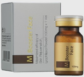 Dermaheal M.booster face (Омолаживающий, лифтинг-эффект, лечение постакне), 100 мг. - купить, цена со скидкой