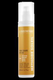La biosthetique skincare spray solaire anti-age spf-20 (Водостойкая солнцезащитная эмульсия-спрей для лица и тела с высокоэффетивной системой фильтров), 200 мл - купить, цена со скидкой