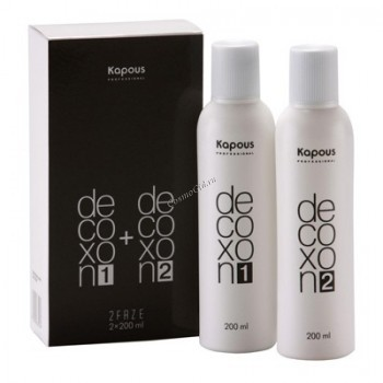 Kapous   Лосьон для коррекции цвета волос «Revolotion»,  150 + 150 мл.  - купить, цена со скидкой