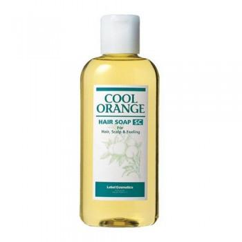 LebeL  COOL ORANGE HAIR SOAP SUPER COOL-Шампунь для волос 600мл  - купить, цена со скидкой