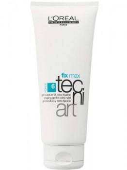 L'Oreal Professionnel Tecni. art Fix Фикс Макс - Гель максимальной фиксации (фикс.6) 200 мл - купить, цена со скидкой