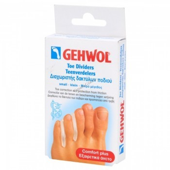 Gehwol G-Вкладыши между пальцев, средние, 15 шт. - купить, цена со скидкой