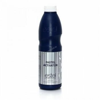Estel De Luxe Активатор для пастельного тонирования 1,5%, 900 мл. - купить, цена со скидкой