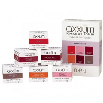 OPI  Набор цветных гелей 6 шт. Fashion Faves Kit  - купить, цена со скидкой