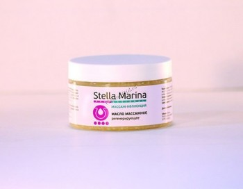 Stella Marina Масло массажное регенерирующее, 250 мл - купить, цена со скидкой