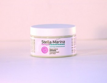 Stella Marina Крио-маска тонизирующая «Оптима», 250 мл - купить, цена со скидкой