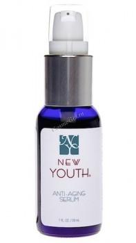 New Youth Anti-aging serum (Сыворотка против старения), 30 мл - купить, цена со скидкой