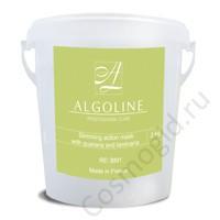 Algoline «Активное похудение» с гуараной и ламинарией, 600 гр - купить, цена со скидкой