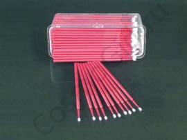 3D-Lashes Micro Fiber Brush Одноразовая щеточка с микроволокнами, уп.100шт - купить, цена со скидкой