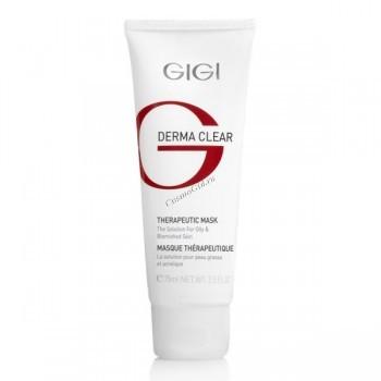 GIGI Dc cooling mask (Маска терапевтическая охлаждающая), 200 мл - купить, цена со скидкой