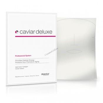 MedSkin Solutions Caviar deluxe (Коллагеновая маска с черной икрой), лист А4 - купить, цена со скидкой