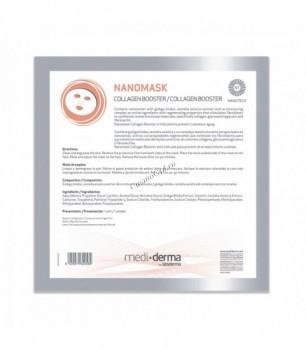 Sesderma/Mediderma Biomask nano collagen booster (Биомаска активатор коллагена), 1 шт. - купить, цена со скидкой