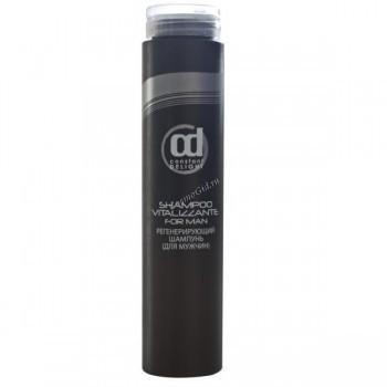 Constant Delight Регенерирующий шампунь для мужчин, 250 мл. - купить, цена со скидкой