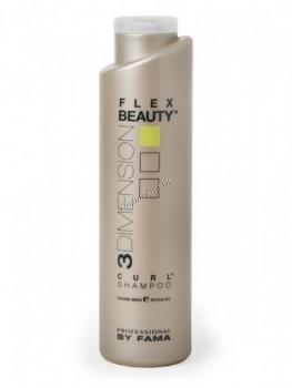 By Fama Flex beauty curl shampoo (Шампунь для вьющихся волос) - купить, цена со скидкой