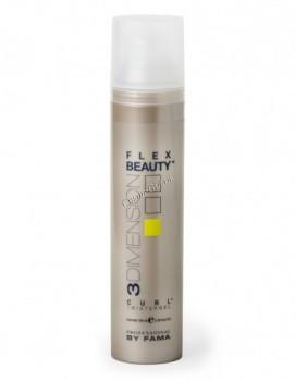 By Fama Flex beauty curl twister gel (Структурирующий гель для вьющихся волос), 100 мл. - купить, цена со скидкой