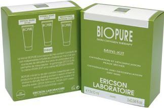Ericson laboratoire Mini-kit bio-pure matt (Мини-кит), 3 шт по 10 мл. - купить, цена со скидкой