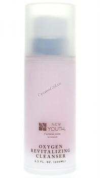 New Youth Cleanser oxygen revitalising (Средство очищающее с кислородом), 200 мл - купить, цена со скидкой