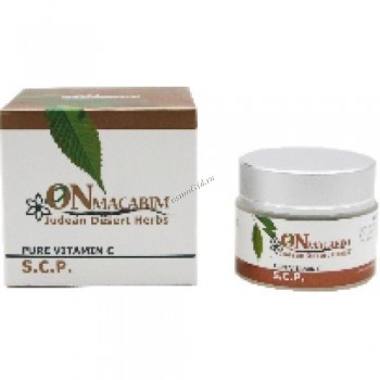 ONmacabim S.C.P. Pure vitamin C (Кристаллизированный порошок витамин С), 50 мл - купить, цена со скидкой